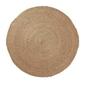 Dywan okrągły dip naturalny  100cm