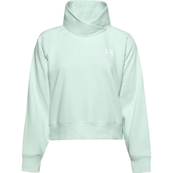 Bluza damska under armour rival fleece wrap neck po