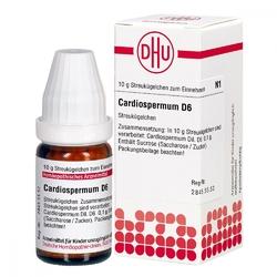 Cardiospermum d 6 globuli