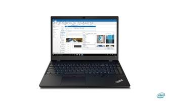 Lenovo laptop thinkpad t15p g1 20tn002apb w10pro i5-10300h8gb256gbint15.6 fhdblack3yrs premier support