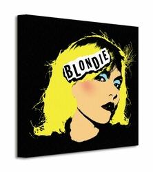 Blondie Punk - Obraz na płótnie