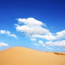 Naklejka samoprzylepna pustynna sahara