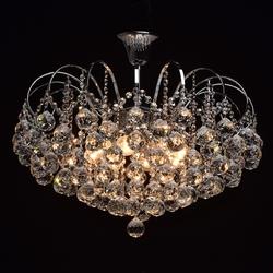 Kryształowe oświetlenie sufitowe - koraliki mw-light crystal 232017608