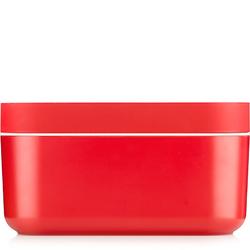 Pojemnik na lód i foremka ICE BOX Lekue czerwony 0250400R05C002