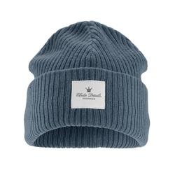 Elodie details - czapka wełniana - tender blue 6-12 m