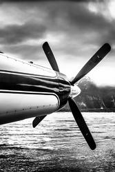 fototapeta samolot 070p