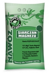 Siarczan magnezu – 2 kg ogród start