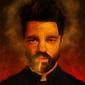 Preacher - plakat premium wymiar do wyboru: 40x50 cm