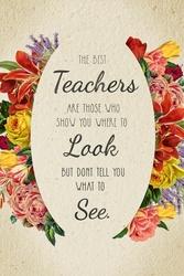 Najlepsi nauczyciele - plakat