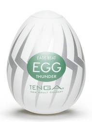Tenga egg hard boiled thunder