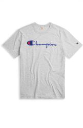 Koszulka Champion Script Logo Crew Neck T-Shirt - 210972-EM004