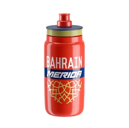 Bidon Elite Fly Team Bahrain Merida 550ml