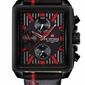 Męski zegarek NAVIFORCE - NF9111 zn051d - blackred