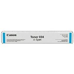 Toner Oryginalny Canon 034 9453B001 Błękitny - DARMOWA DOSTAWA w 24h