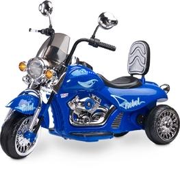 Toyz rebel niebieski motorek dla dzieci na akumulator