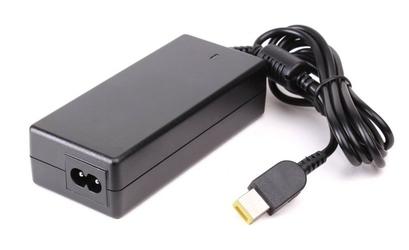 Zasilacz ładowarka laptop lenovo 20v 4,5a wt. prostokątny - szybka dostawa lub możliwość odbioru w 39 miastach