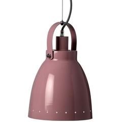 Metalowa lampa done by deer - ciemnoróżowa