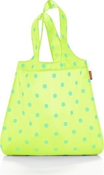 Torba na zakupy mini maxi shopper lemon dots