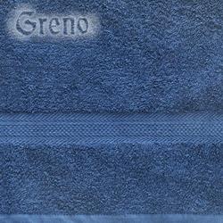 Ręcznik JANOSIK NEW Frotex granatowy - granatowy