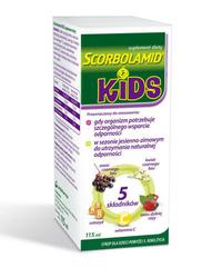 SCORBOLAMID KIDS syrop 115ml