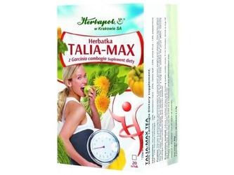 Herbatka talia max fix 2g x 20 saszetek