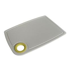 Deska do krojenia kuchenna antypoślizgowa practic biała 30 x 20 cm