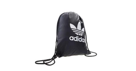 Adidas trefoil gym sack bk6726 one size czarny