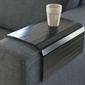 Woood :: podstawka flexible na podłokietnik sofy - czarna