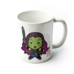 Marvel kawaii gamora - kubek