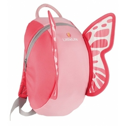 Plecak little life 3+ animal - motylek
