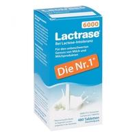 Lactrase 6.000 fcc tabletki