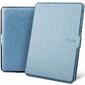 Etui Alogy Leather Smart Case do Kindle Paperwhite 123 Niebieskie z połyskiem - Niebieski