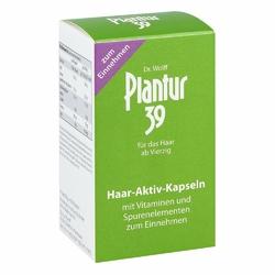 Plantur 39 Haar Aktiv kapsułki na włosy