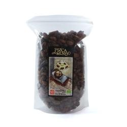 Pizca del mundo | tambora chai prażone ziarna kakao z przyprawami korzennymi 1000g | organic - fair trade