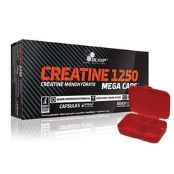 Olimp creatine mc 300caps + pillbox