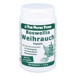 Weihrauch Boswellia serrata 400 mg kapsułki