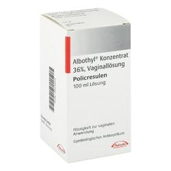 Albothyl koncentrat