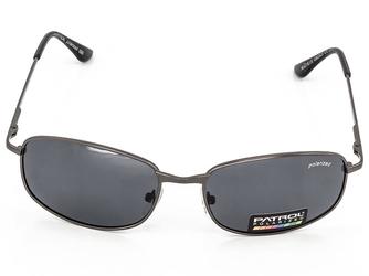 Okulary czarne delikatne POLARYZACJA