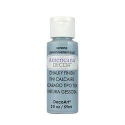 Farba Chalky Finish Americana 59 ml - serene - SRN