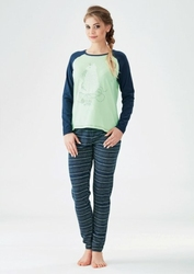 Key LNS 831 B8 piżama damska