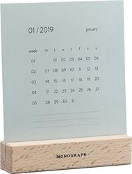 Kalendarz biurkowy monograph