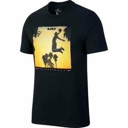 Koszulka Nike LeBron Dunkman In L.A. - BV8317-010
