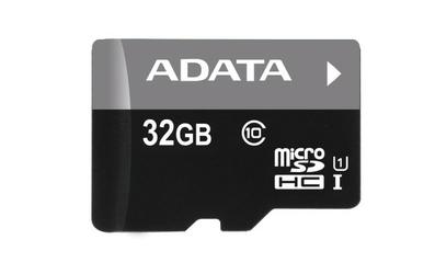 Adata microSD Premier 32GB UHS-1class10 + adapter