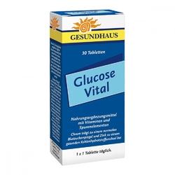 Gesundhaus glucose vital tabletki