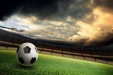 Fototapeta piłka nożna 123a