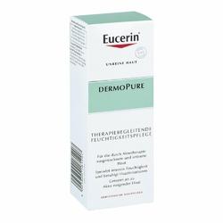Eucerin Dermopure, nawilżający krem do twarzy