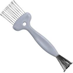 Olivia garden the brush cleaner srebrny oczyszczacz do szczotek