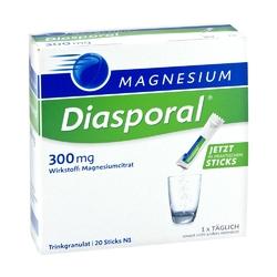 Magnesium diasporal 300 mg granulat zur, zum her.e.lsg.z.ein.