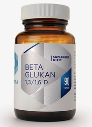 Beta glukan 1,31,6 d x 90 kapsułek