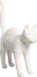 Lampa Jobby The Cat biała